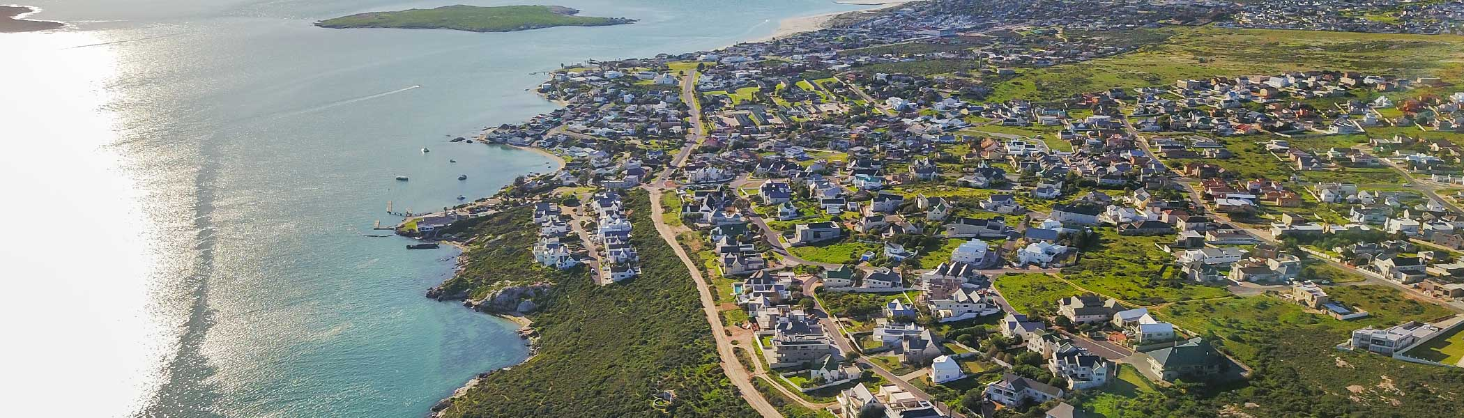 Pet Places Langebaan Aerial