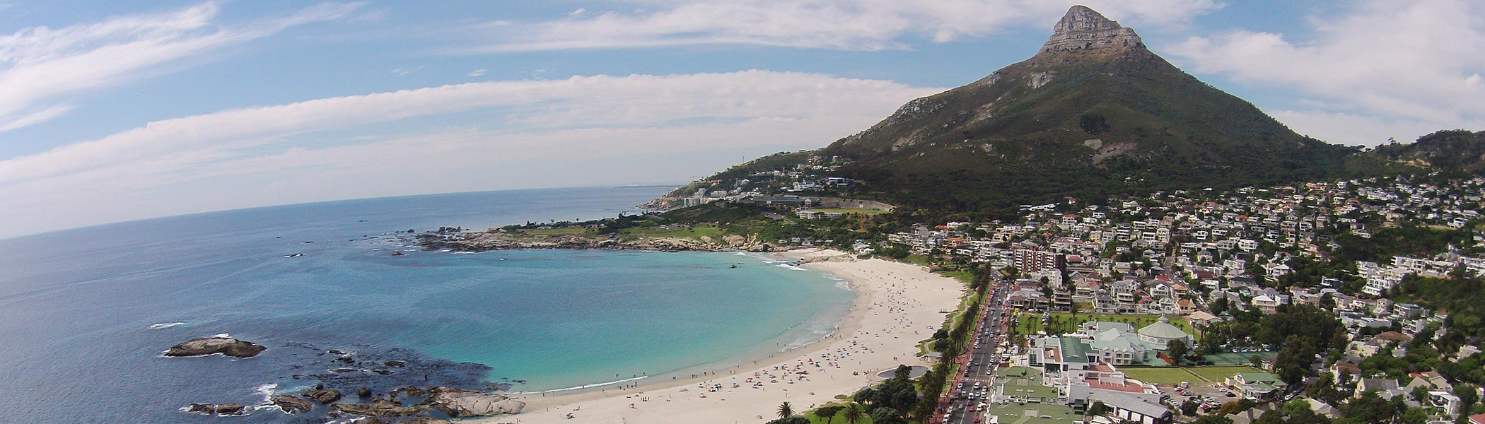Pet Places - Camps Bay Aerial